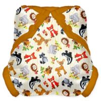 Tidy Tots® Snap Diaper Cover in Forest