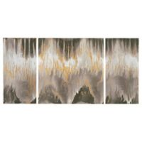 INK+IVY Relevance II 30-Inch x 45-Inch 3-Panel Canvas Triptych Wall Art