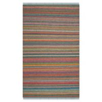 Safavieh Kilim 5' x 8' Krista Rug in Blue