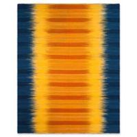 Safavieh Kilim 8' x 10' Cyndy Rug in Dark Blue