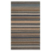 Safavieh Kilim 4' x 6' Beverly Rug in Blue