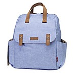 BabyMel™ Robyn Convertible Backpack Diaper Bag in Bluebell