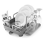 Umbra® Holster Dish Rack in Charcoal