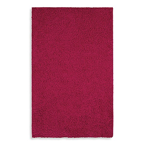 Shaw Affinity Collection Shag 5-Foot x 8-Foot Rug in Cabaret