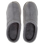 Therapedic® Size Large Unisex Classic Outlast® Technology Slippers in Grey