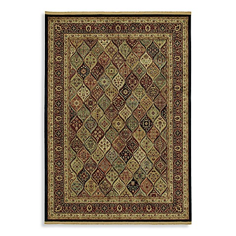 Shaw century collection danforth multicolor rectangle rugs - Shaw rugs discontinued ...