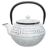 BergHOFF® Studio 0.69 qt. Cast Iron Teapot in White