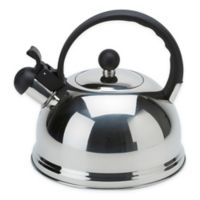 Kitchen Details 10-Cup Stainless Steel Tea Kettle