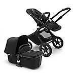 Bugaboo Fox Complete Stroller in Black