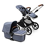 Bugaboo Fox Complete Stroller in Blue Mélange