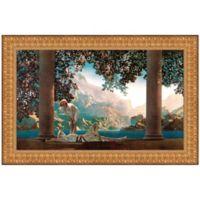 """""""Daybreak"""" 40-Inch x 27-Inch Framed Canvas Replica Wall Art"""