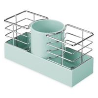 INTERDESIGN® Luci Hair Care Organizer in Jade