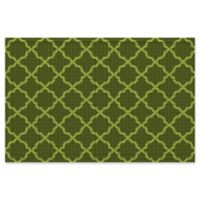 Weather Guard™ Onyx Expressions 24-Inch x 36-Inch Door Mat in Green