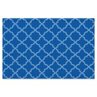 Weather Guard™ Onyx Expressions 24-Inch x 36-Inch Door Mat in Blue