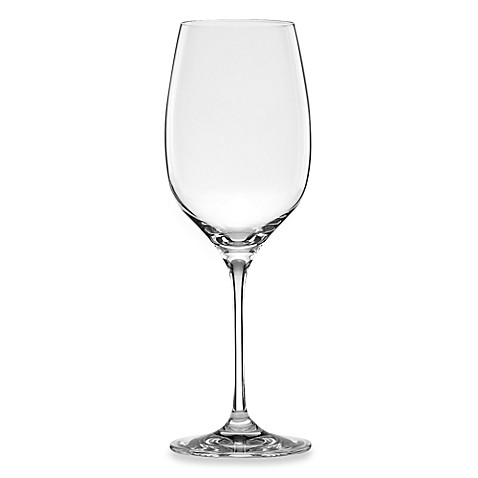 Buy marchesa by lenox rose 21 ounce crystal red wine glass from bed bath beyond - Lenox stemless red wine glasses ...