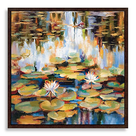 Lily Blossom Wall Art Bed Bath Amp Beyond