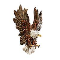 design TOSCANO® Liberty's Flight Eagle Wall Sculpture