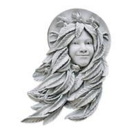 design TOSCANO® Daphne: Greenwoman Wall Sculpture in Off White