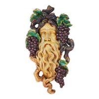 design TOSCANO® God of the Grape Harvest Wall Sculpture