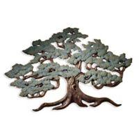 design TOSCANO® Ancient Tree of Life Wall Sculpture in Bronze
