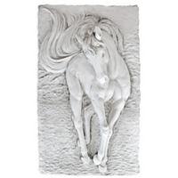 design TOSCANO® Equine Grandeur Horse Wall Sculpture in Stone