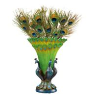 design TOSCANO® Grand Plumage Sculptural Vase