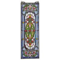 design TOSCANO® Tiffany-Style Palais Royal Stained Glass Window