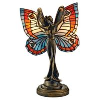 design TOSCANO® Tiffany-Style Stained Glass Illuminated Sculpture