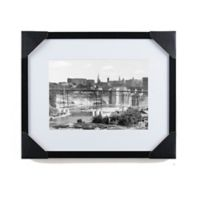 Platt Street Bridge 18-Inch x 22-Inch Framed Wall Art