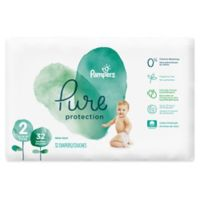 Pampers® Pure Protection 32-Count Size 2 Disposable Diapers