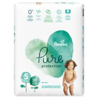 Pampers® Pure Protection 20-Count Size 5 Disposable Diapers