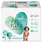 Pampers® Pure Protection 44-Count Size 5 Disposable Diapers