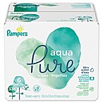 Pampers® 336-Count Aqua Pure Baby Wipes