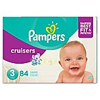 Pampers® Cruisers™ 92-Count Size 3 Super Pack Plus Disposable Diapers