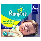 Pampers® Swaddlers 52-Count Size 5 Overnights Disposable Diapers