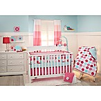 Little Bedding by NoJo® Tickled Pink 3-Piece Crib Bedding Set