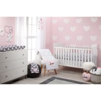 Little Love by NoJo® Hugs and Kisses 5-Piece Crib Bedding Set