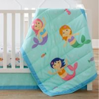 Olive Kids Mermaids 3-Piece Crib Bedding Set