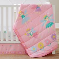 Olive Kids Fairy Princess 3-Piece Crib Bedding Set