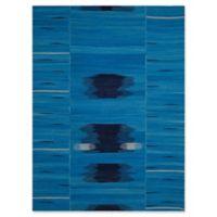 Safavieh Kilim 5' x 8' Alicia Rug in Blue