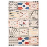 Safavieh Kilim 4' x 6' Anne Rug in Ivory