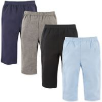 Luvable Friends® Size 18-24M 4-Pack Solid Pants