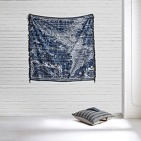 image of Style Co-op® America's Map Tapestry