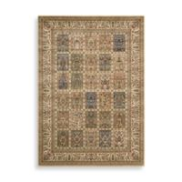 Nourison Persian Arts 7-Foot 9-Inch x 10-Foot 10-Inch Panel Rug in Beige