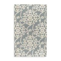 Edison 8-Foot x 11-Foot Rectangle Rug in Serenity Blue