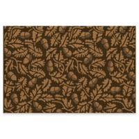 Weather Guard™ 24-Inch x 36-Inch Ashwood Door Mat in Brown