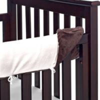 Go Mama Go Designs 30-Inch x 12-Inch Teething Guard for Crib in Cream