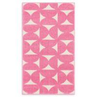 Nourison Harper 2'2 x 3'9 Area Rug in Pink