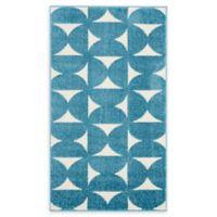 Nourison Harper 2'2 x 3'9 Area Rug in Blue