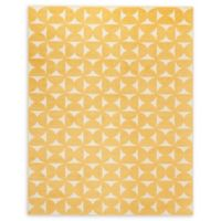Nourison Harper 8' x 10' Area Rug in Yellow